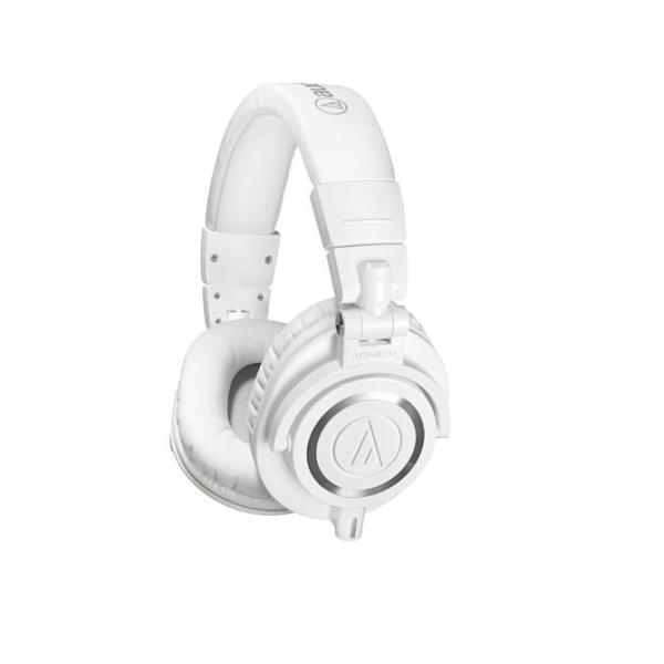 Audio Technica - [ATH-M50X WH] Cuffia professionale da studio - bianco