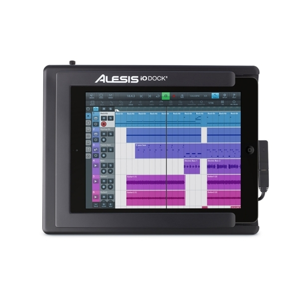 "Alesis - ""IO DOCK II"" - Interfaccia audio - 24 bit  Midi"