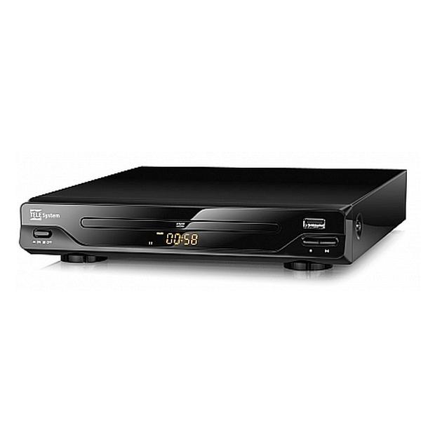 TeleSystem - [TS5103] Lettore Dvd / Lettore multimediale Usb