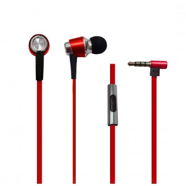 """Proel - [EH600-RD] """"HIPFULL"""" Auricolare dinamico ad alta definizione - Rosso"""