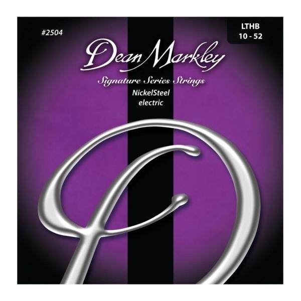 Dean Markley - [DM-2504-LTHB] Muta corde x chitarra elettrica (010-052)