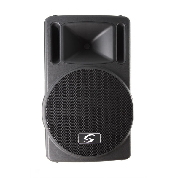Soundsation - [S215D-FX] Diffusore 15″ 400W in classe D ultraleggero con mixer integrato