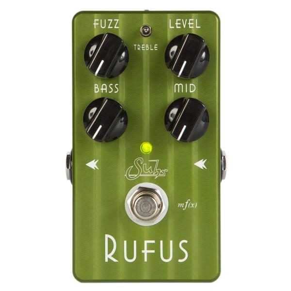 Suhr - RUFUS FUZZ - Pedale fuzz x chitarra / basso
