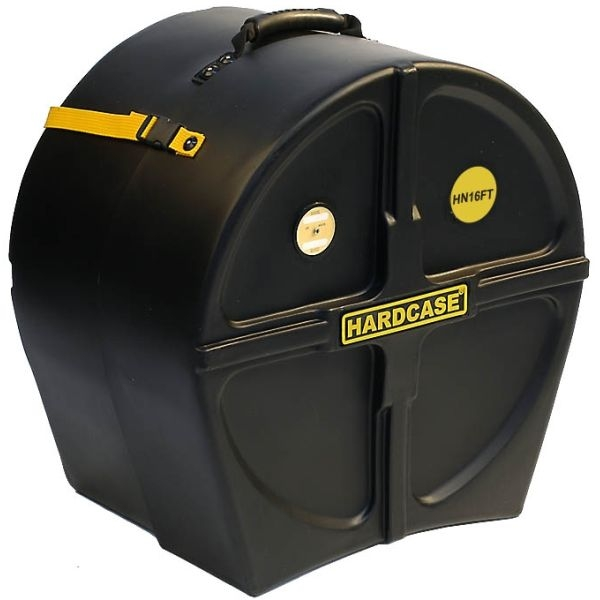 Hardcase - [HN16FT] Custodia rigida per Floor Tom 16""