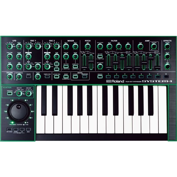 Roland - Aira - [SYSTEM1] Sintetizzatore Plug Out Variable