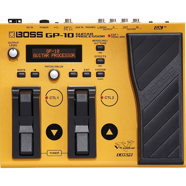 Boss - [GP-10GK] Guitar Processor