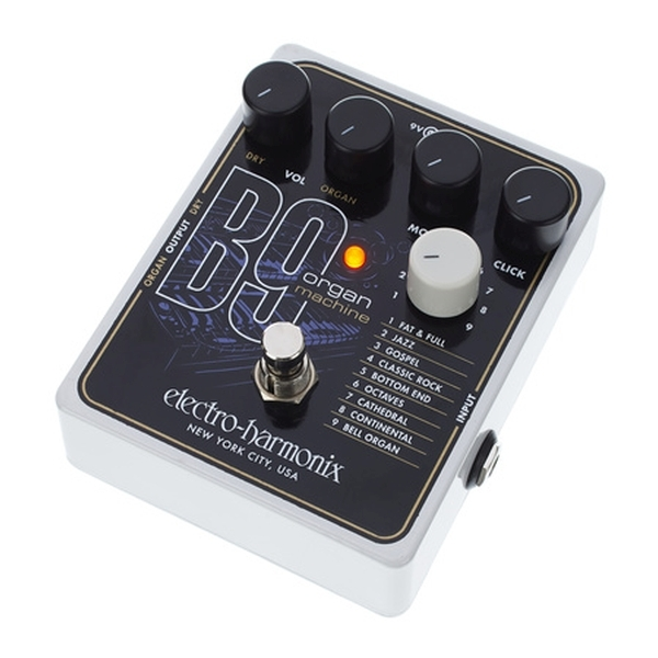 Electro Harmonix - [B9] Organ Machine - effetto organo a pedale