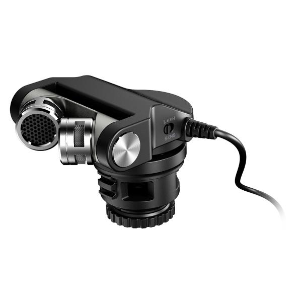 Tascam - [TM 2X] Microfono x fotocamere digitali