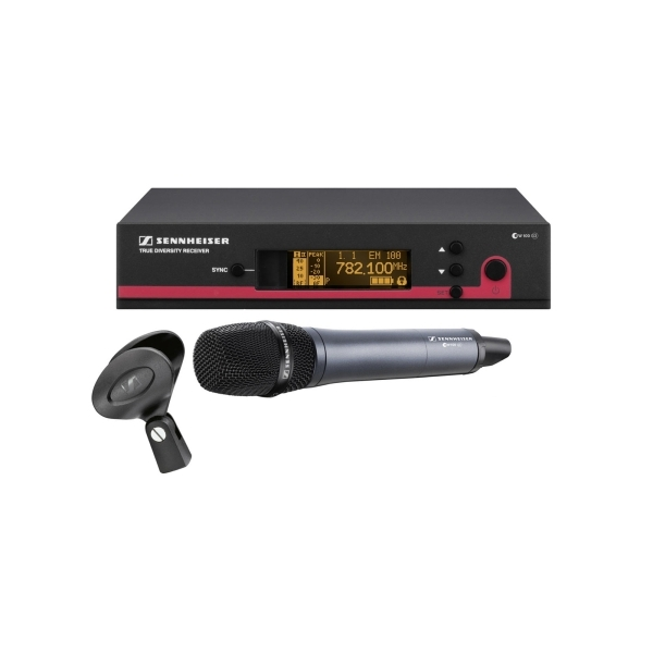 Sennheiser - [EW 135 G3-CX] Sistema completo radiomicrofono x voce