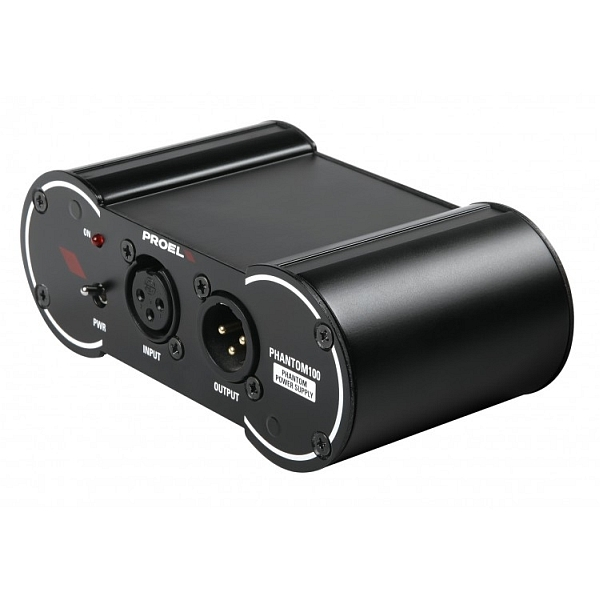 Proel - [PHANTOM100] Alimentatore Phantom - 48 V