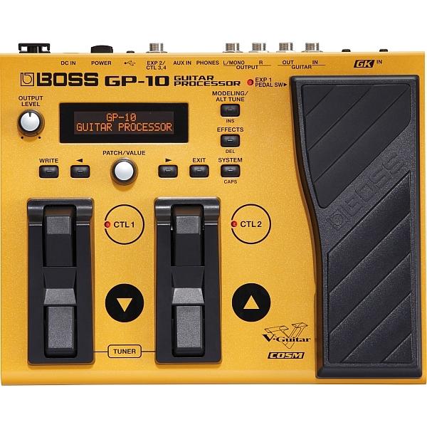Boss - [GP-10S] Guitar Processor