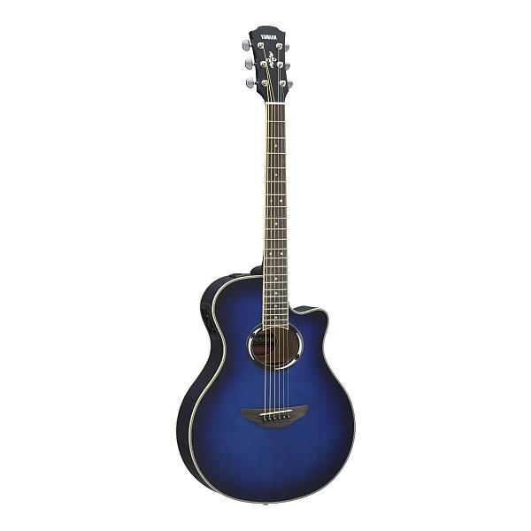 Yamaha - APX - [APX500III OBB] Chitarra acustica elettrificata Oriental Blue Burst
