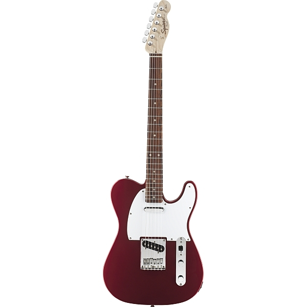 Fender - Squier Affinity - [0310200525] Telecaster Metallic Red Rosewood