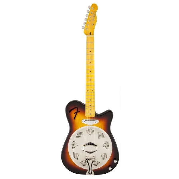 Fender - [0955010000] RESO-TELE / MN - 2TSB