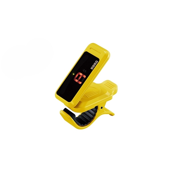 Korg - [PC-1] PitchClip Tuner Giallo