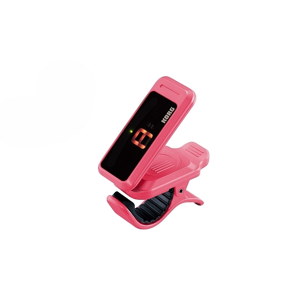 Korg - [PC-1] PitchClip Tuner Rosa