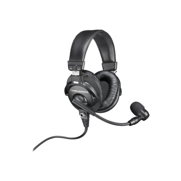 Audio Technica - [BPHS1] Headset stereo x uso broadcast