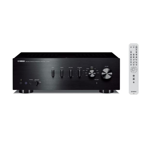 Yamaha - [A-S301BL] Amplificatore Integrato - Nero