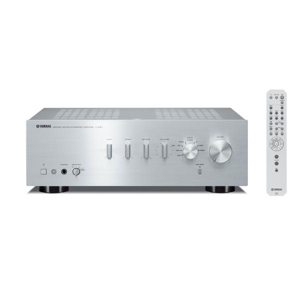 Yamaha - [A-S301SI] Amplificatore Integrato - Silver