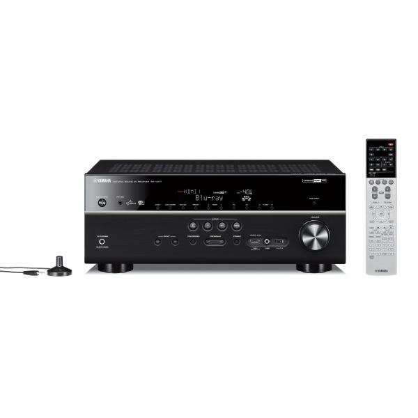 Yamaha - [RX-V677] Sintoamplificatore AV 7.2 canali Network