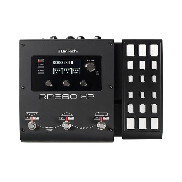 Digitech - [RP360XP] Multieffetto per chitarra