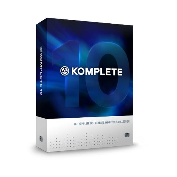 Native Instruments - KOMPLETE 10 - Software x produzione musicale