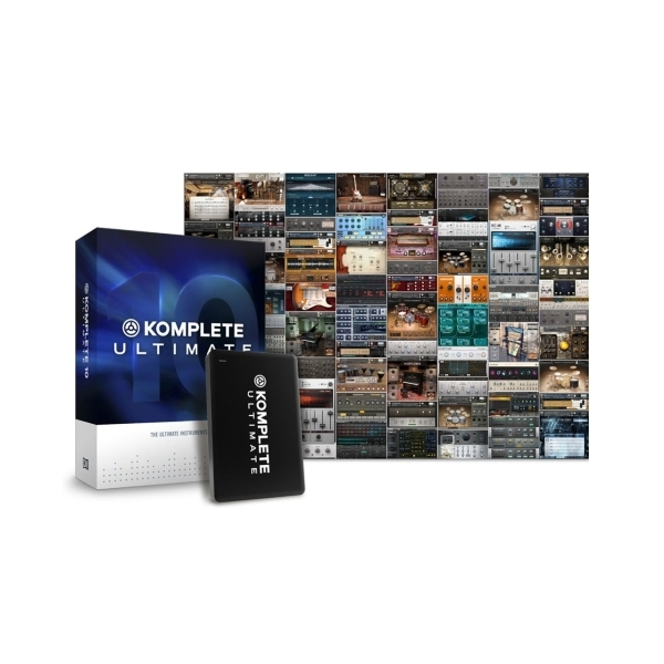 Native Instruments - KOMPLETE 10 ULTIMATE - Software x produzione musicale