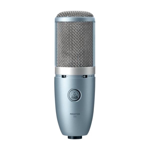 """Akg - """"PERCEPTION 220"""" - Microfono a condensatore cardioide"""