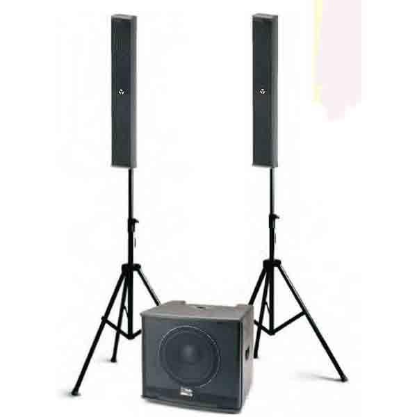 AudioDesign - [TRIO LA 6/10] Subwoofer + 2 satelliti