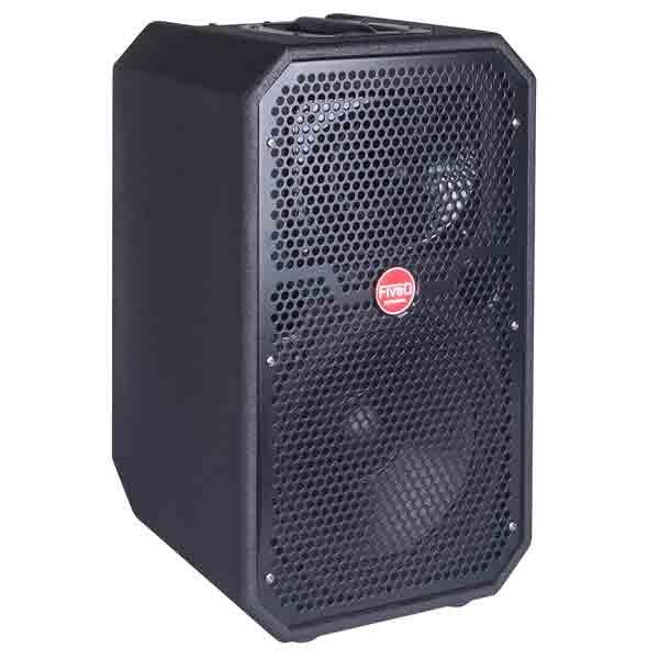 FiveO by Montarbo - [V-MATE 510] Diffusore acustico bi-amplificato con mixer integrato