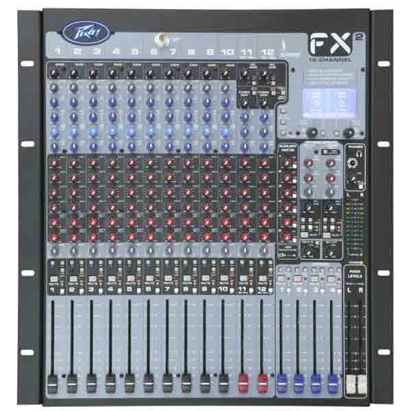 Peavey - [FX2 16] Mixer 16 canali con effetti