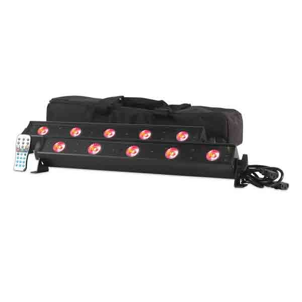 American DJ - [VBAR PAK] kit con due barre a LED