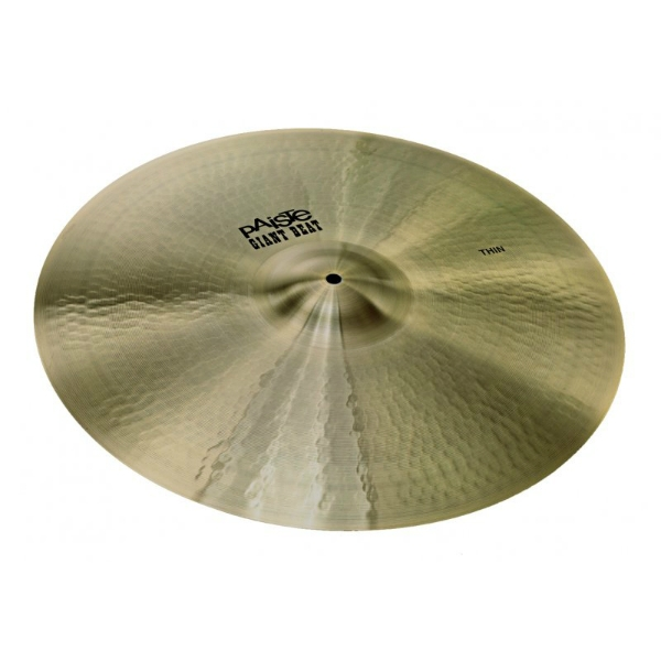 Paiste - Giant Beat - [GBTH20] THIN 20 - Piatto multifunzione