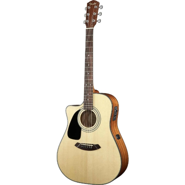Fender - Dreadnought - [0961531021] CD100CE - Chit. acustica mancina - Natural