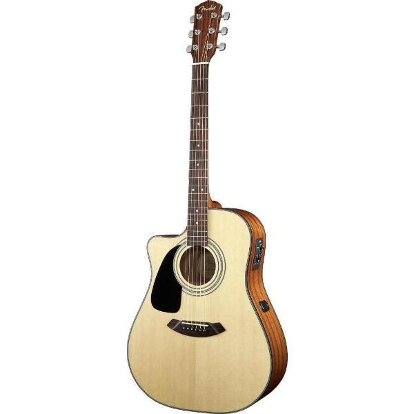 Fender - Dreadnought - [0961531021] CD100CE - Chit. acustica mancina - Natural