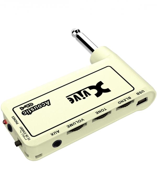 Xvive   - [GA-1] Amplificatore per cuffie chitarra acustica