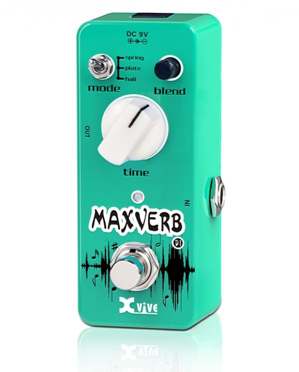 Xvive   - D1 Maxverb Riverbero digitale