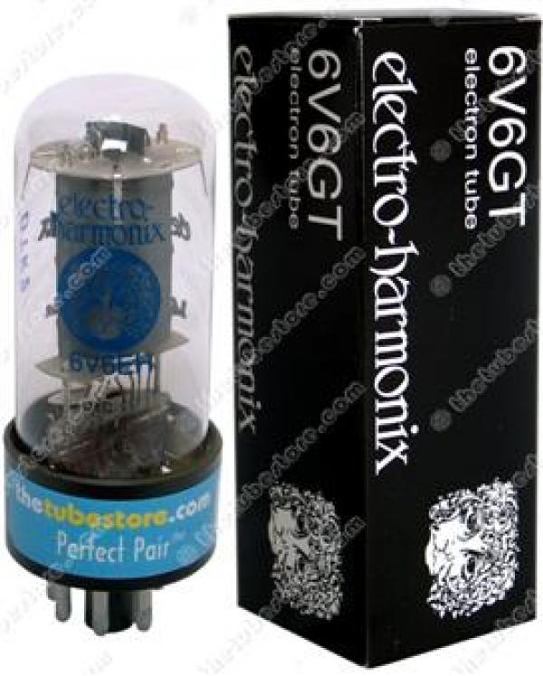 Electro Harmonix - Electro Harmonics 6V6 Matched