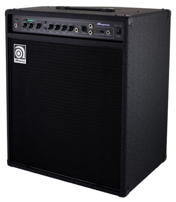 Ampeg - [BA 115V2] Amplificatore x basso combo - 150 W