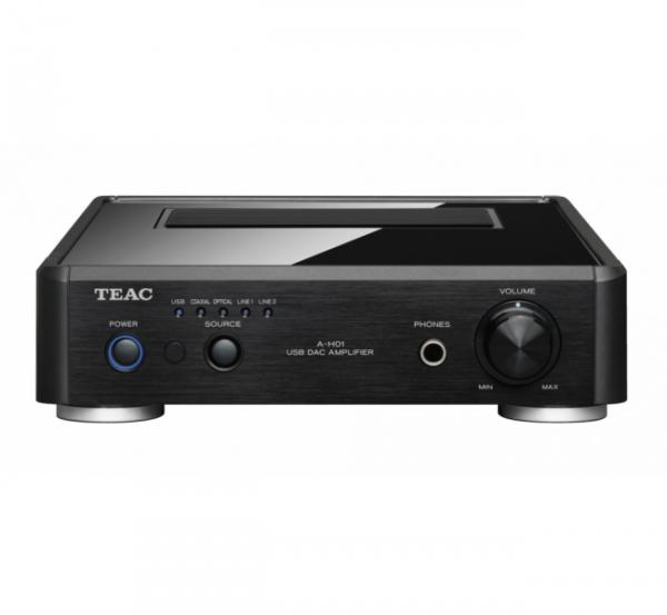 Teac - [AH01B] Amplificatore Dac stereo
