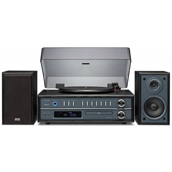 Teac - [LP-P1000] Sistema Hi-Fi Bluetooth Retro Style Nero
