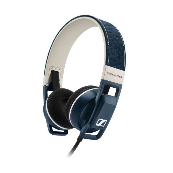Sennheiser - URBANITE Cuffia x iPhone On Ear - Denim