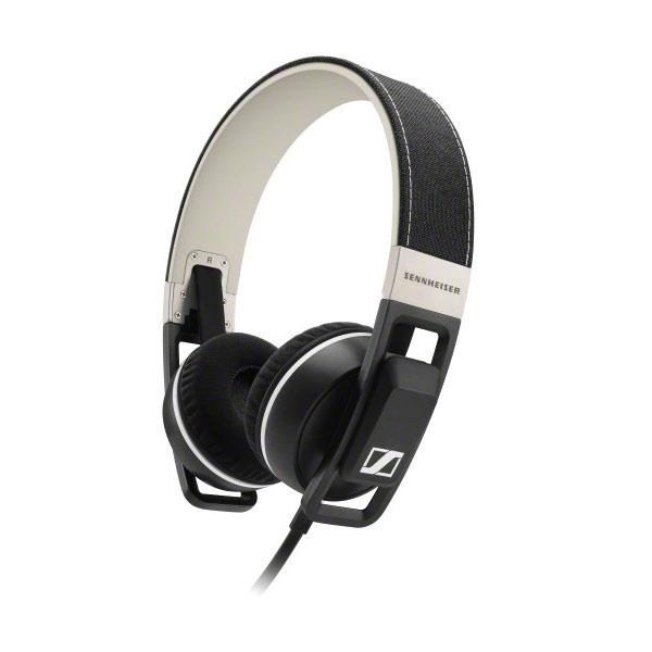 Sennheiser - URBANITE Cuffia per iPhone On Ear - Black