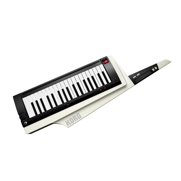 Korg - [RK-100S-WH] Tastiera a tracolla Synth 37 tasti - Bianco
