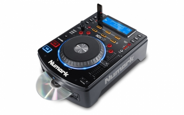 Numark - [NDX500] CD Player