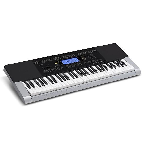 Casio - [CTK-4400] Tastiera musicale 61 tasti standard