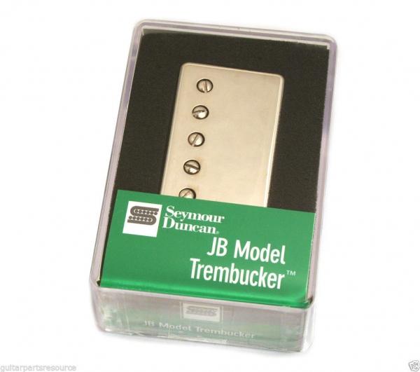 Seymour Duncan - [11103-13-NC] TB-4B JB Trembucker Nickel