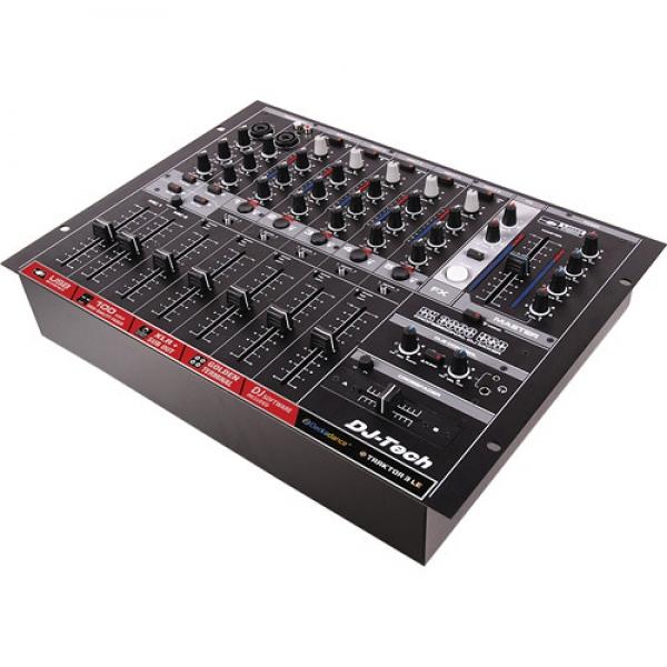 DJ-Tech - [DX3000] Mixer 7 Canali con Usb