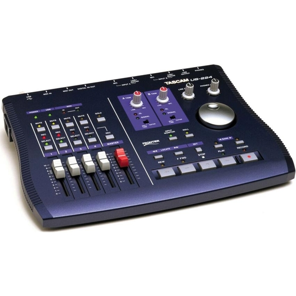 Tascam - [US-224] Interfaccia audio PC
