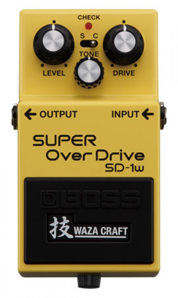 Boss - [SD1W] Super Overdrive